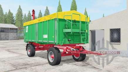 Kroger HKD 302 overloaɗ para Farming Simulator 2017