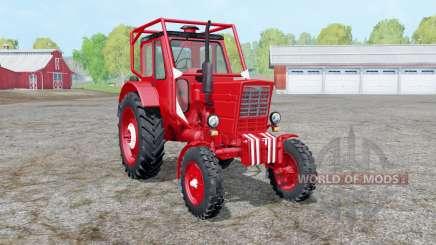 MTZ-50 Bielorrússia móvel elementos para Farming Simulator 2015