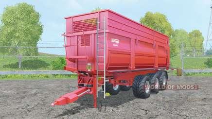 Krampe Big Body 900 S multi para Farming Simulator 2015