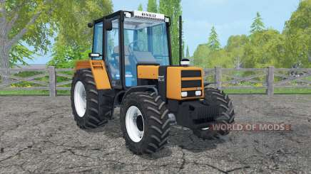 Renault 95.14 TX 1982 para Farming Simulator 2015