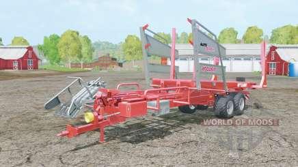 Arcusin AutoStack ƑS 63-72 para Farming Simulator 2015