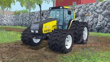 Valmet 6400 moving elements para Farming Simulator 2015