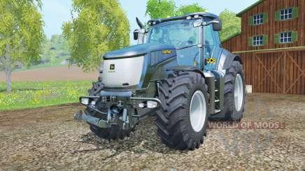 JCB Fastrac 8280 iroko para Farming Simulator 2015