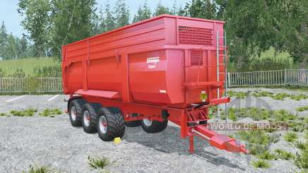 Krampe Big Body 900 S para Farming Simulator 2015