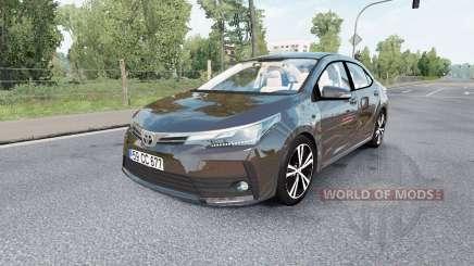Toyota Corolla (E170) 2017 para Euro Truck Simulator 2