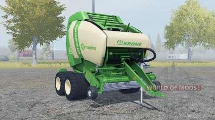Krone Comprima V180 XƇ para Farming Simulator 2013