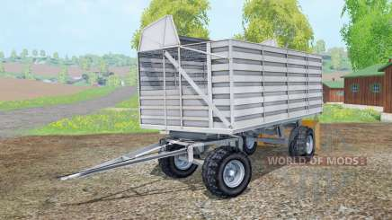 Conow ꞪW 80 para Farming Simulator 2015