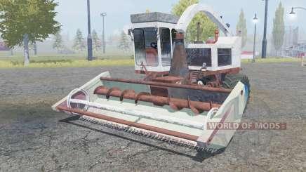 KSK-100 cor marrom escuro para Farming Simulator 2013