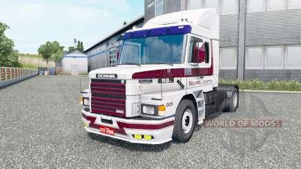 Scania T113H para Euro Truck Simulator 2