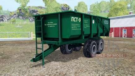 PS-9 para Farming Simulator 2015