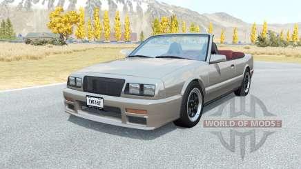 Bruckell LeGran coupe & convertible v2.0.6 para BeamNG Drive