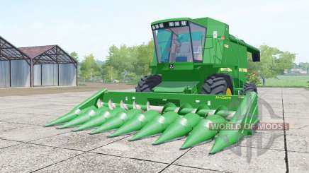 John Deere 9610 wheels selection para Farming Simulator 2017