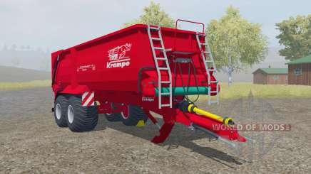 Krampe Bandit 750 change bodywork para Farming Simulator 2013