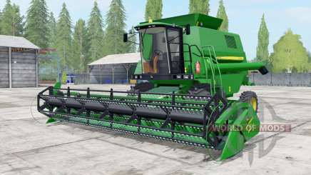 John Deere 1550 north texas green para Farming Simulator 2017
