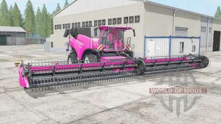 New Holland CR10.90 rose pink para Farming Simulator 2017
