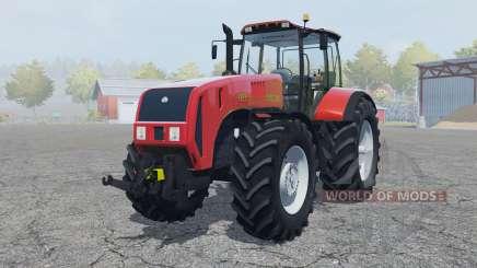 Bielorrússia 3522 móvel elementos para Farming Simulator 2013
