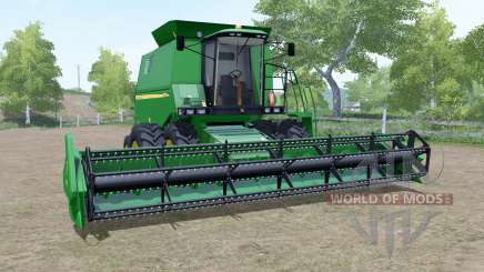 John Deere 1550 wheels selection para Farming Simulator 2017