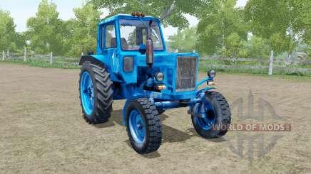 MTZ-80 Belaus para Farming Simulator 2017