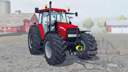 Case IH MXM180 Maxxum front loader para Farming Simulator 2013