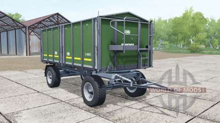 Brantner Z 18051 wheels selection para Farming Simulator 2017