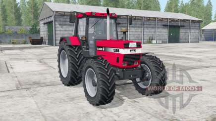 Case IH 1x55 XL more options para Farming Simulator 2017