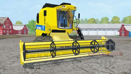 New Holland TC5090 dual front wheels para Farming Simulator 2015