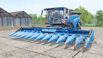 New Holland CR10.90 rich electric blue para Farming Simulator 2017