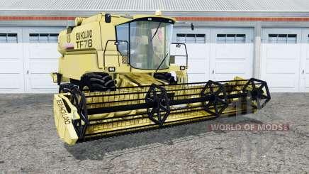 Novo Hollanɗ TF78 para Farming Simulator 2015