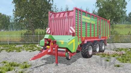 Strautmann Tera-Vitesse CFS improved capacity para Farming Simulator 2015