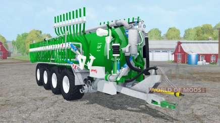 Kotte Garant Profi VQ 32.000 para Farming Simulator 2015