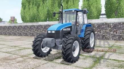 New Holland TS100 4WD para Farming Simulator 2017