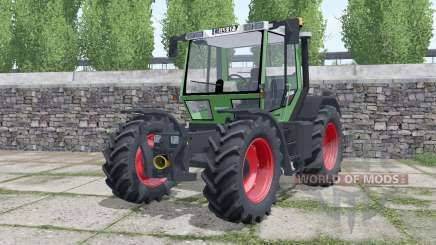 Fendt Xylon 524 para Farming Simulator 2017