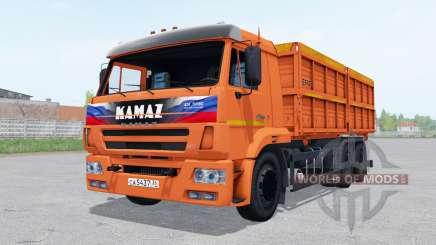 KamAZ-45144 para Farming Simulator 2017
