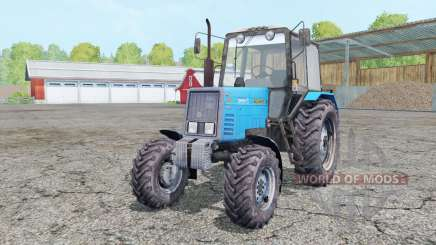 MTZ-892 Bielorrússia elementos animados para Farming Simulator 2015