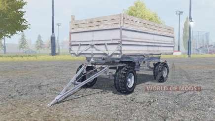 Fortschritt HW 80 pack para Farming Simulator 2013