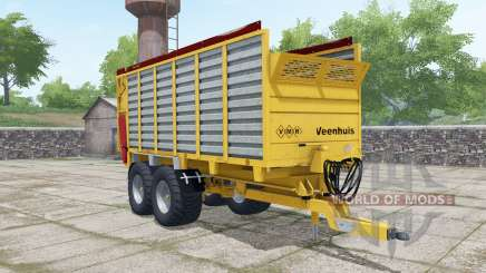 Veenhꭒiᶊ W400 para Farming Simulator 2017