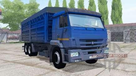 KamAZ-65117 trailer para Farming Simulator 2017
