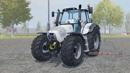 Hurlimann XL 130 balloon wheels para Farming Simulator 2013