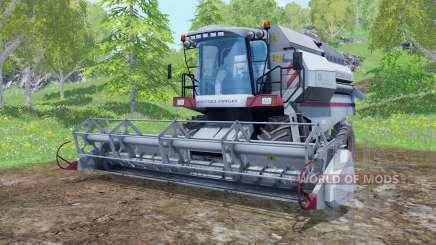Vetor 410 com os reapers para Farming Simulator 2015