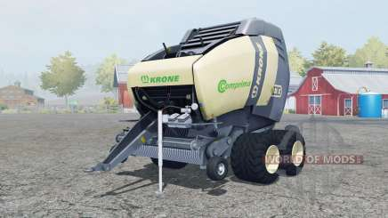 Krone Comprima V180 XC Black Beauty para Farming Simulator 2013