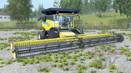 New Holland CR10.90 dynamic grainplane para Farming Simulator 2015