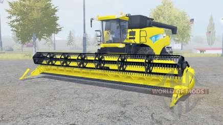 New Holland CR9090 manual ignition para Farming Simulator 2013