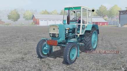UMZ-6КЛ portas de correr para Farming Simulator 2013