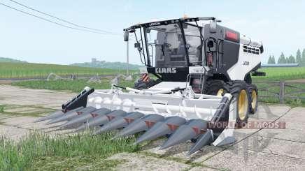 Claas Lexion 770 dual front wheels para Farming Simulator 2017
