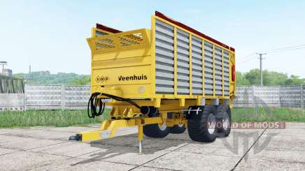 Veenhuis W400 bright yellow para Farming Simulator 2017
