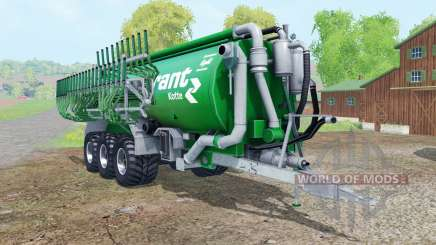 Kotte Garant Profi VTɌ 25.000 para Farming Simulator 2015