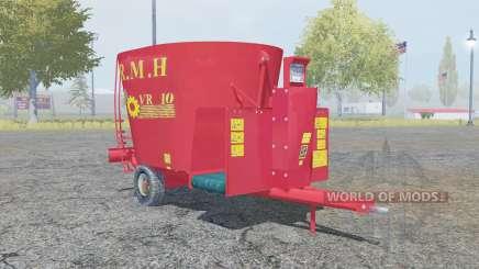 RMH VR 10 para Farming Simulator 2013