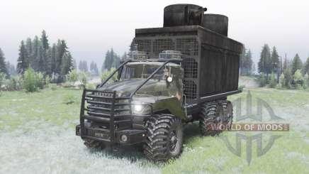 VTS de Ural-Polyarnik v1.5 para Spin Tires