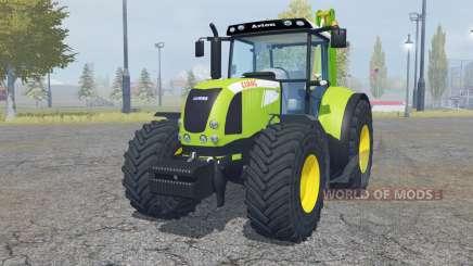 Claas Arion 640 excavator para Farming Simulator 2013