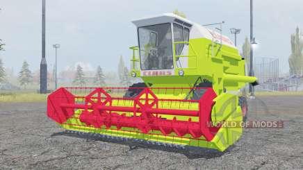 Claas Dominator 106 para Farming Simulator 2013